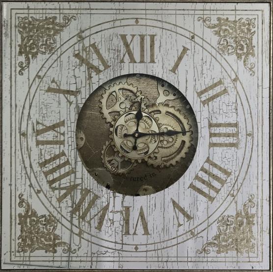 FANCY - Cabret Wall Clock 60cm-1