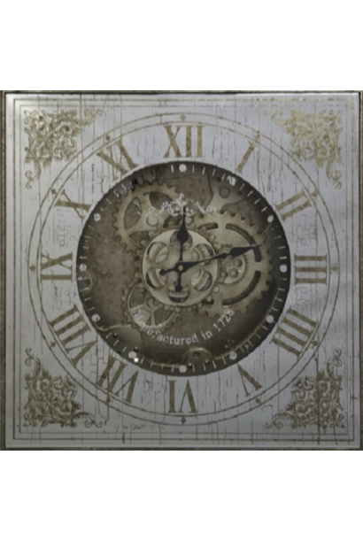 FANCY - Horloge Murale Cabret 45cm