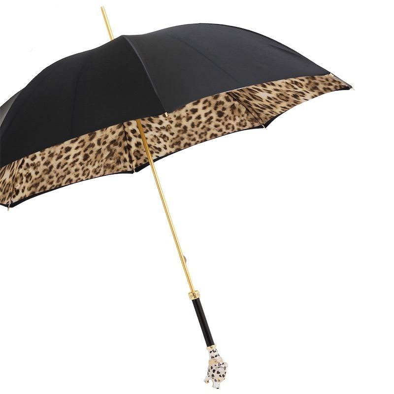 PASOTTI - Jaguar Sleeve Satin Umbrella-6