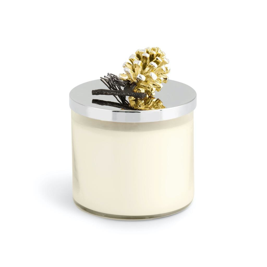 MICHAEL ARAM - Pine Cone Candle-1