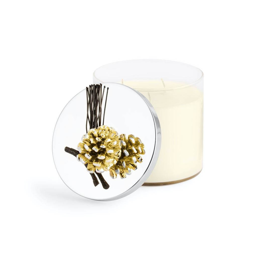 MICHAEL ARAM - Pine Cone Candle-2