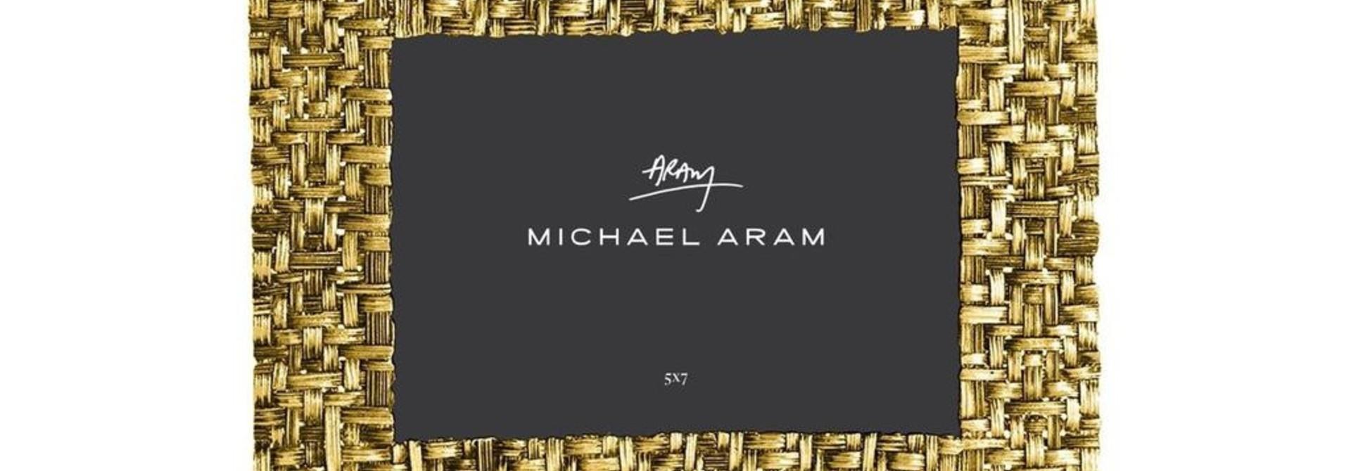MICHAEL ARAM - Photo Frame Palm 13x18cm