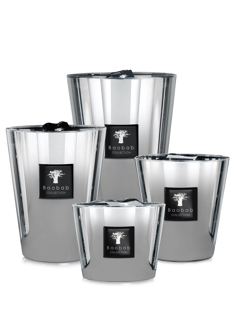BAOBAB COLLECTION - Candle Platinum Max 10-2