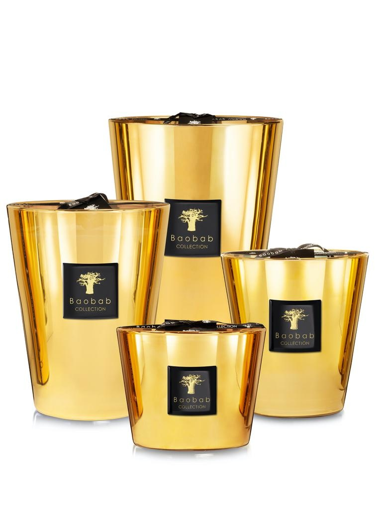 BAOBAB COLLECTION - Candle Aurum max 10-2
