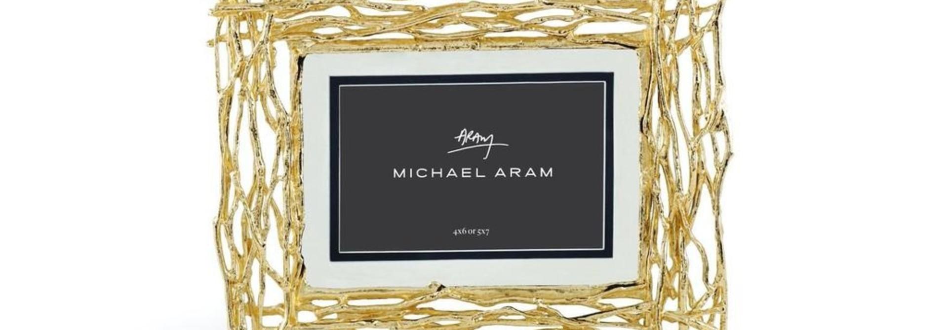 MICHAEL ARAM - Photo Frame Twig 26x21cm