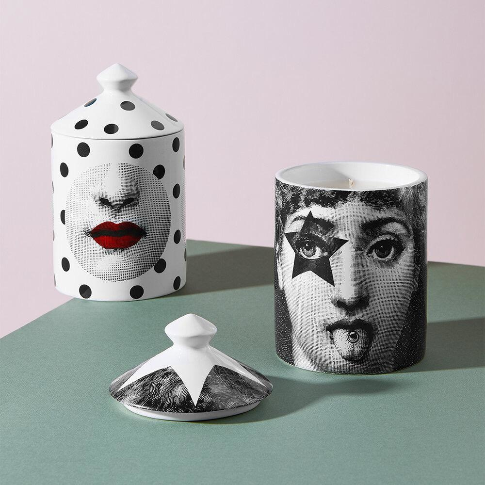 FORNASETTI - Comme Des Forna candle 300gr-3