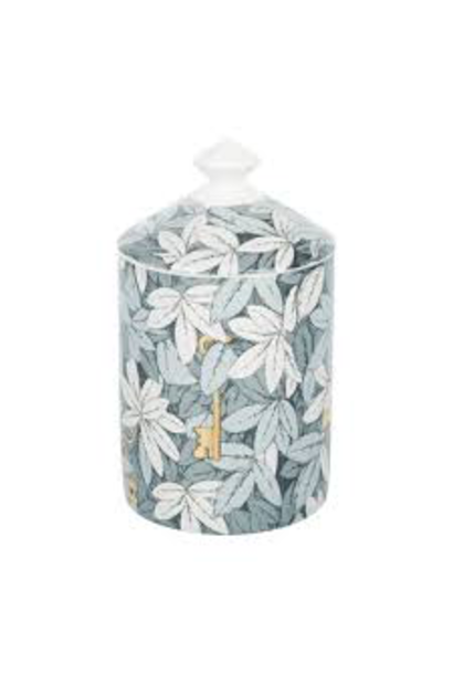 FORNASETTI - Foglie Gold Candle 300gr