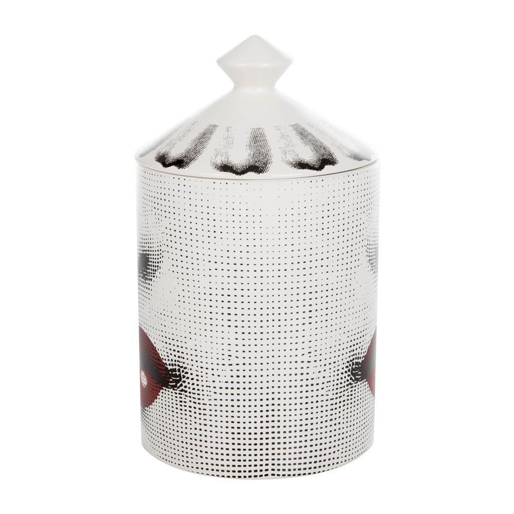 FORNASETTI - Bacio Candle 300gr-2