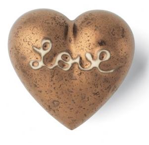 DENZ HERZ -  Heart Of Gold Bronze-1
