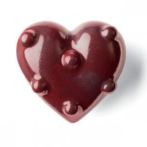 DENZ HERZ - Heart Polly Rouge-1