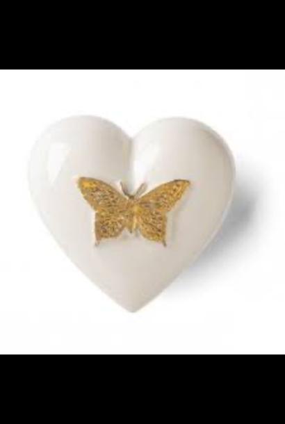 DENZ HERZ - Coeur Papillon