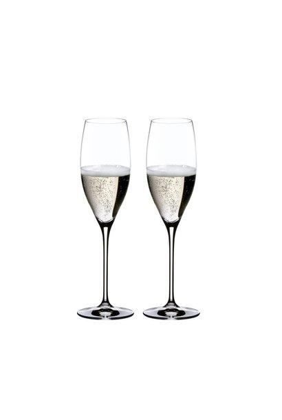 RIEDEL - Set Cuvée Prestige Champagne 2 Pcs
