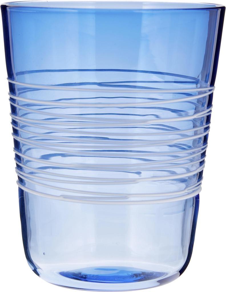 ZAFFERANO - Blue Melting Pot Glasses Box-10