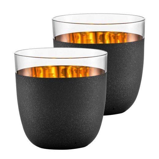 EISCH - Cosmo Gold Glasses Set 2pcs-2