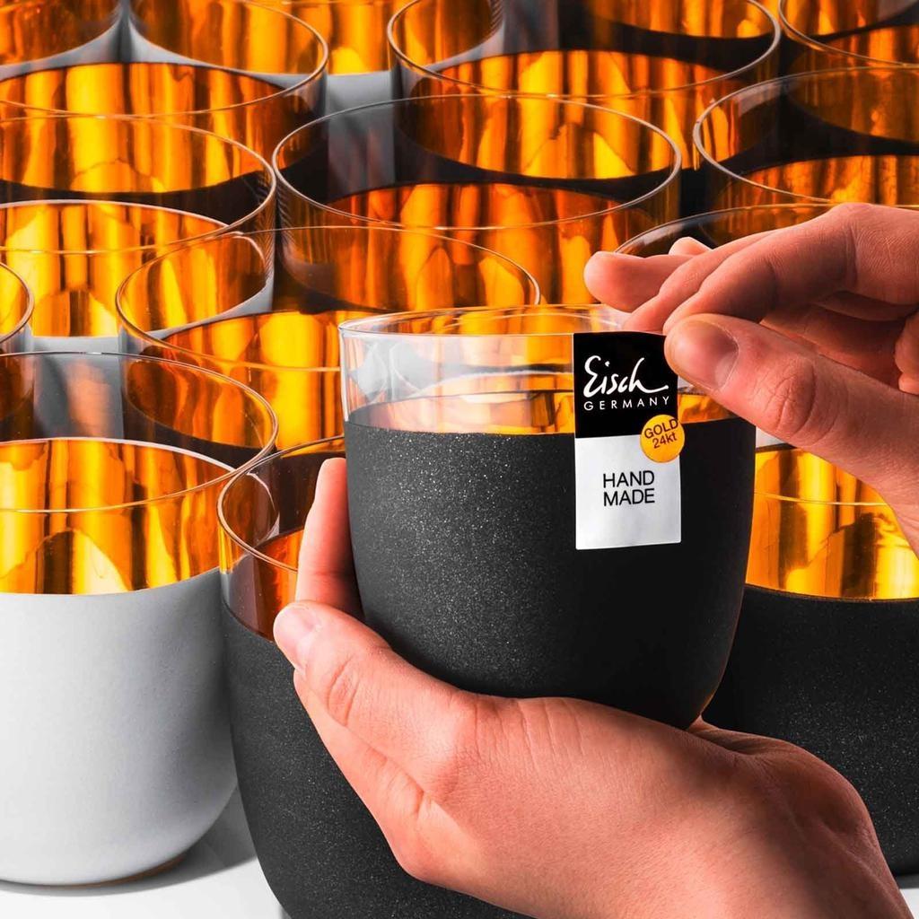 EISCH - Cosmo Gold Glasses Set 2pcs-4