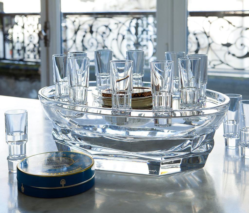 BACCARAT - Vodka Abysse Set Glasses-2
