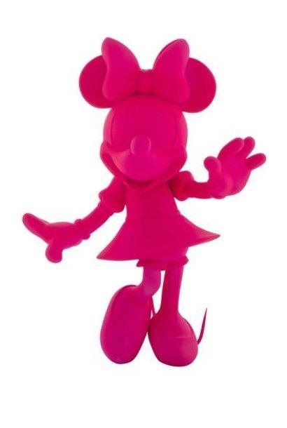 LEBLON DELIENNE - Minnie Welcome Pink Neon 30cm