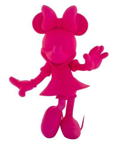 LEBLON DELIENNE - Minnie Welcome Pink Neon 30cm-1