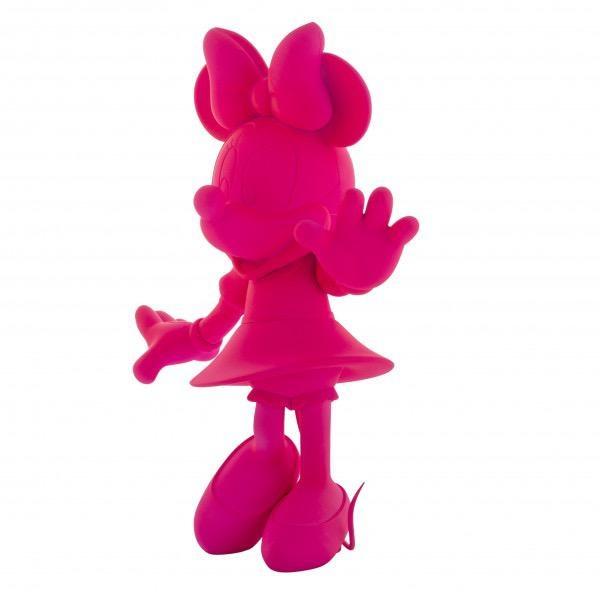 LEBLON DELIENNE - Minnie Welcome Pink Neon 30cm-2
