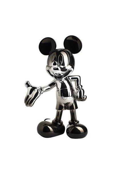 LEBLON DELIENNE - Mickey Welcome Degradé Silver / Black 30cm