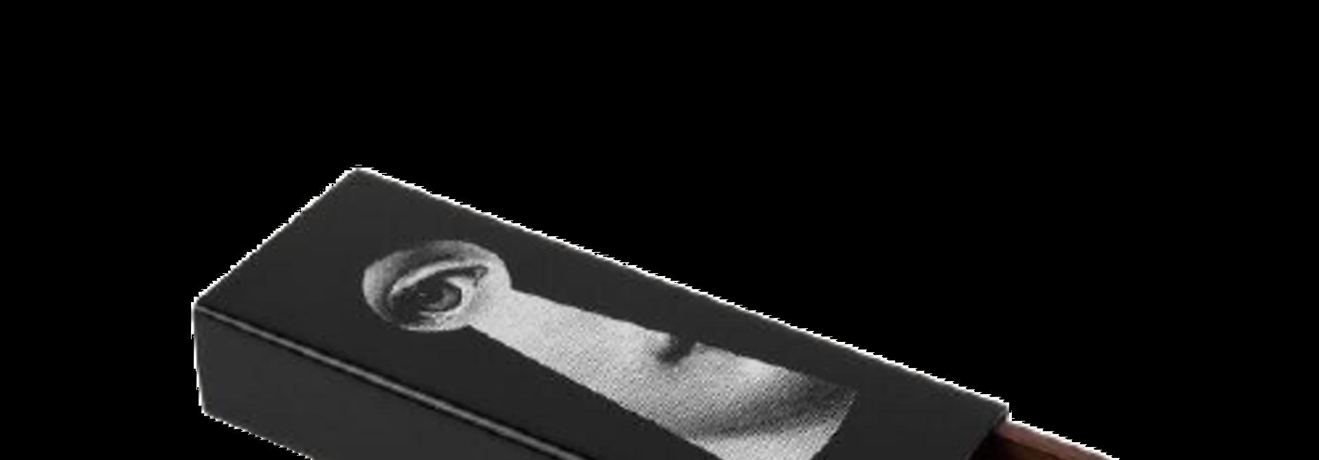 FORNASETTI - Black Lock Box