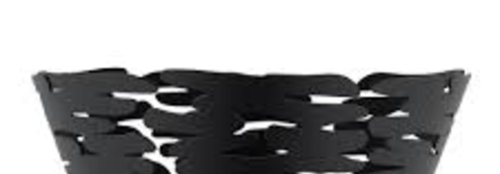 ALESSI - Barket Large Black Basket