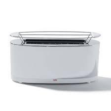 ALESSI - White Toaster-1