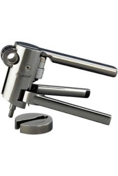 LECREUSET - Corkscrew & Capsule Cutter Black Nickel