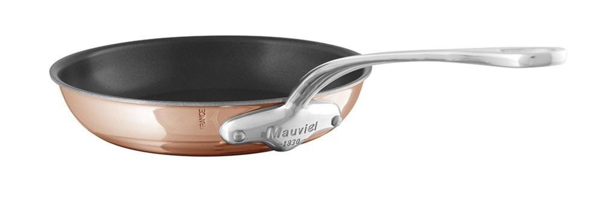 MAUVIEL - Copper Induction Frying Pan M'6s 30cm