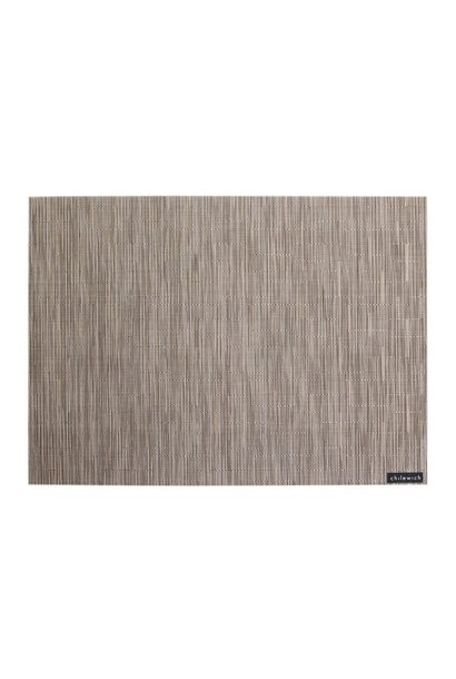 CHILEWICH - Set de Table Bamboo Dune 36x48cm