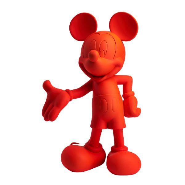 LEBLON DELIENNE - Mickey Welcome Orange Neon 30cm-1