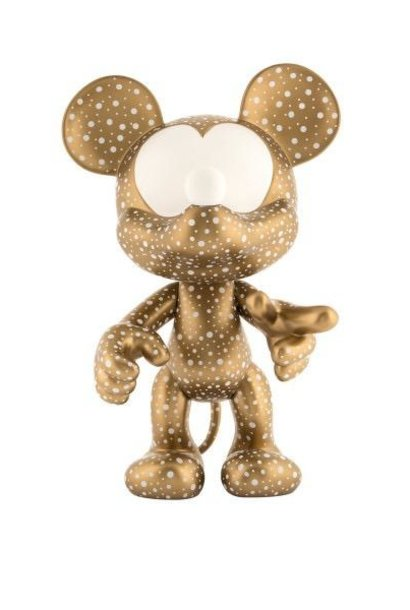 LEBLON DELIENNE - Mickey Sparkling Or 40cm