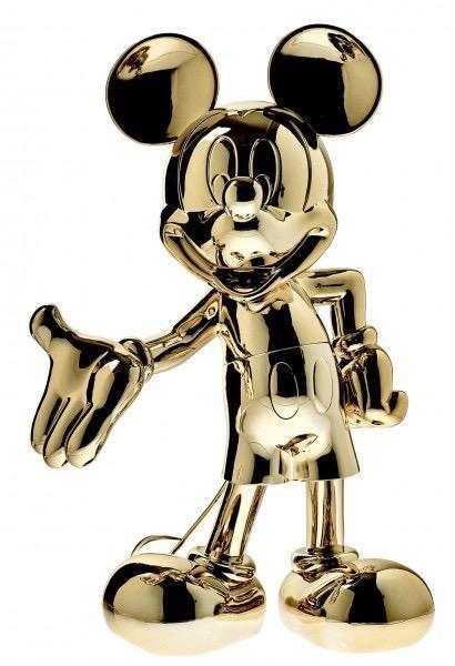 LEBLON DELIENNE - Mickey Welcome Chrome 30cm-1