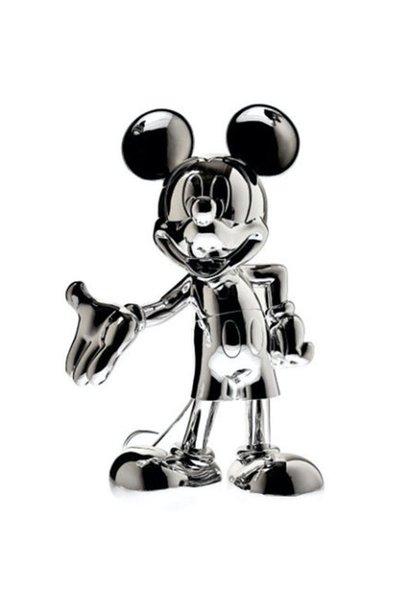 LEBLON DELIENNE - Mickey Welcome Chrome Silver 30cm