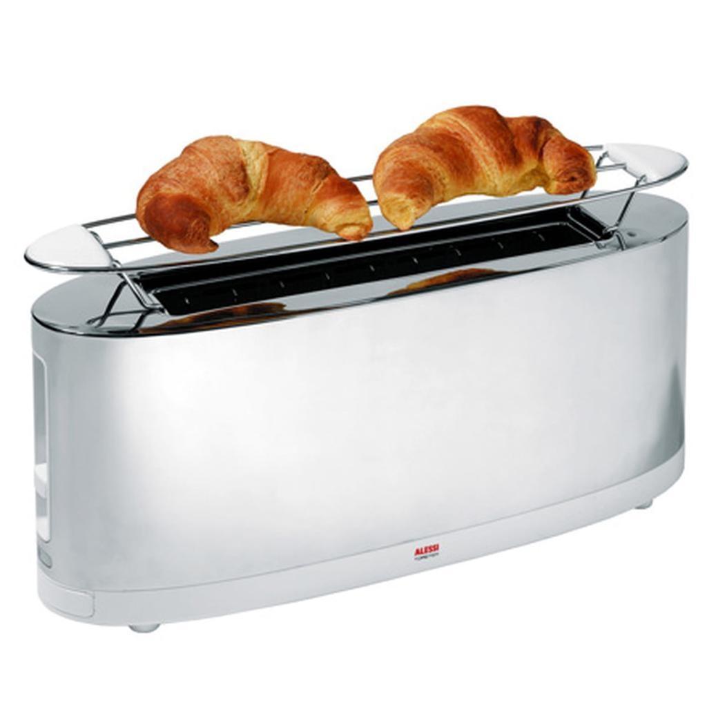 ALESSI - White Toaster-2