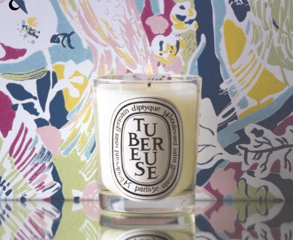 DIPTYQUE - Tubereuse Mini Candle 70gr-3