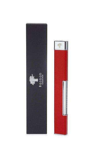 BAOBAB COLLECTION - Lighter Grainé Rouge