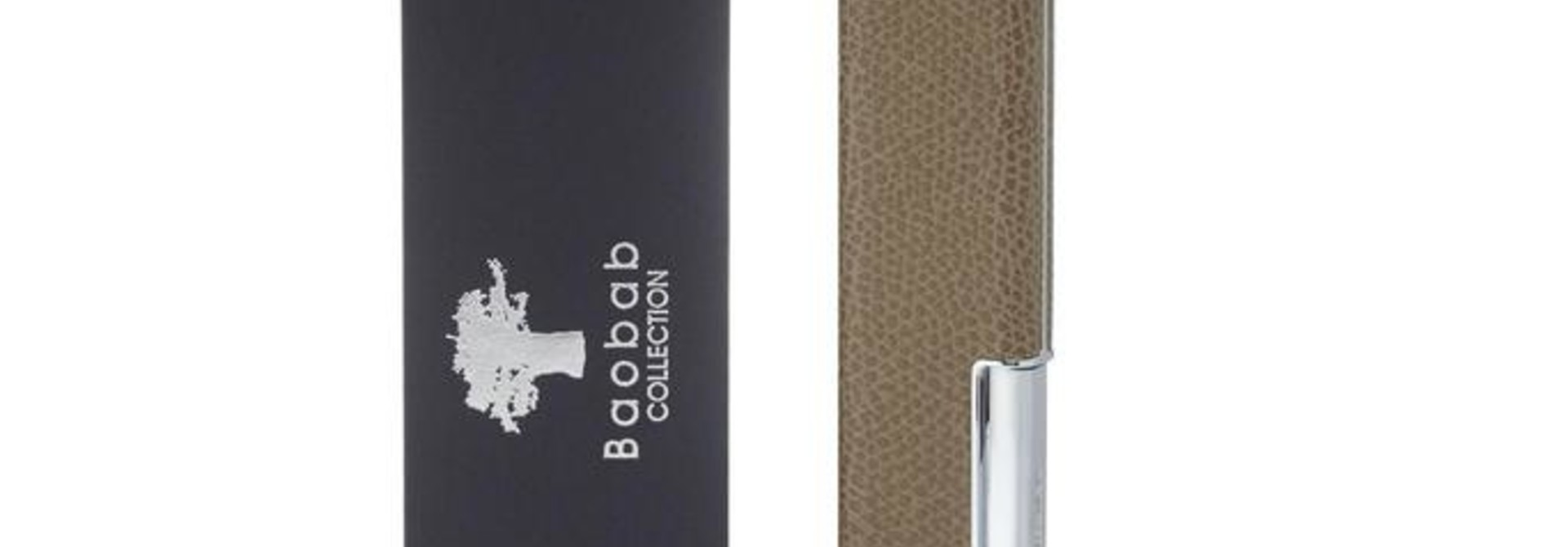 BAOBAB COLLECTION - Taupe Grained Lighter