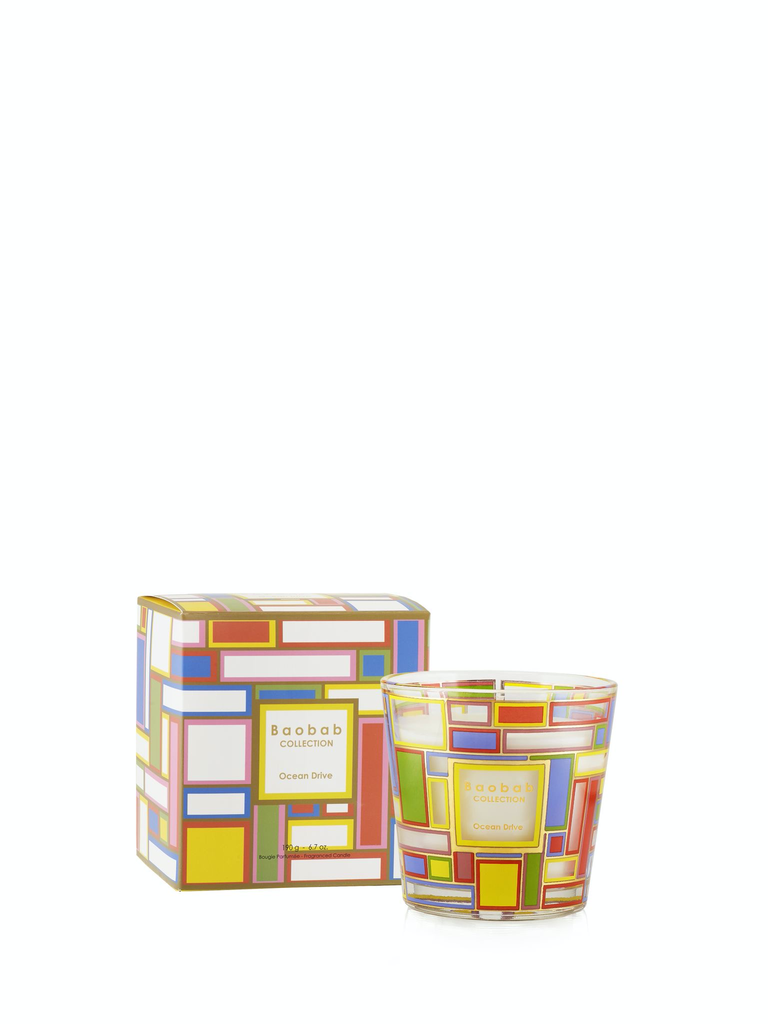 BAOBAB COLLECTION - Candle My First Baobab Cities Ocean Drive-2