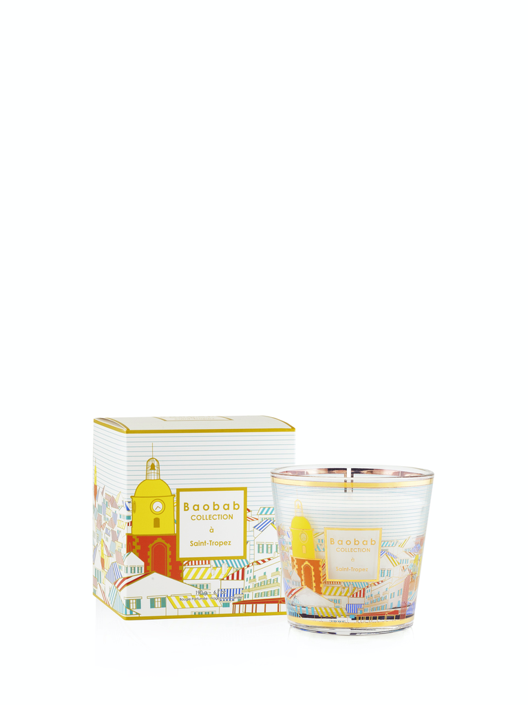 BAOBAB COLLECTION - Candle My First Baobab St Tropez-2