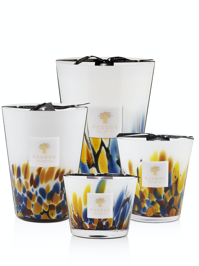 BAOBAB COLLECTION - Candle Rainforest Mayumbe Max 16-2