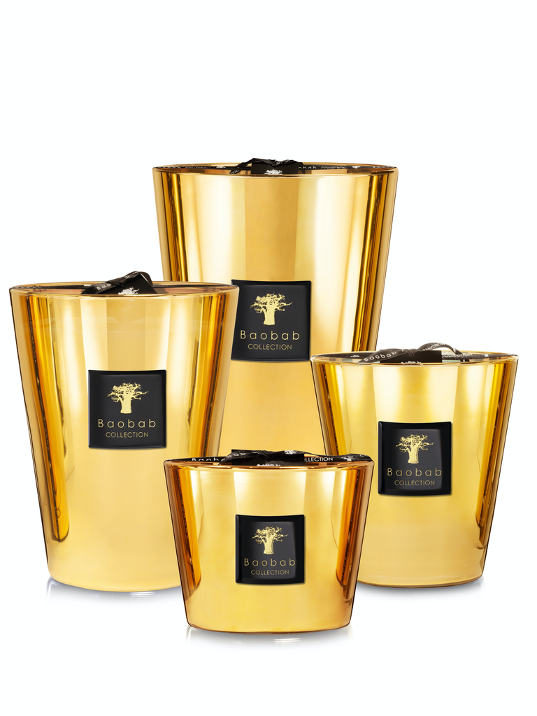 BAOBAB COLLECTION - Candle Aurum Max 24-2