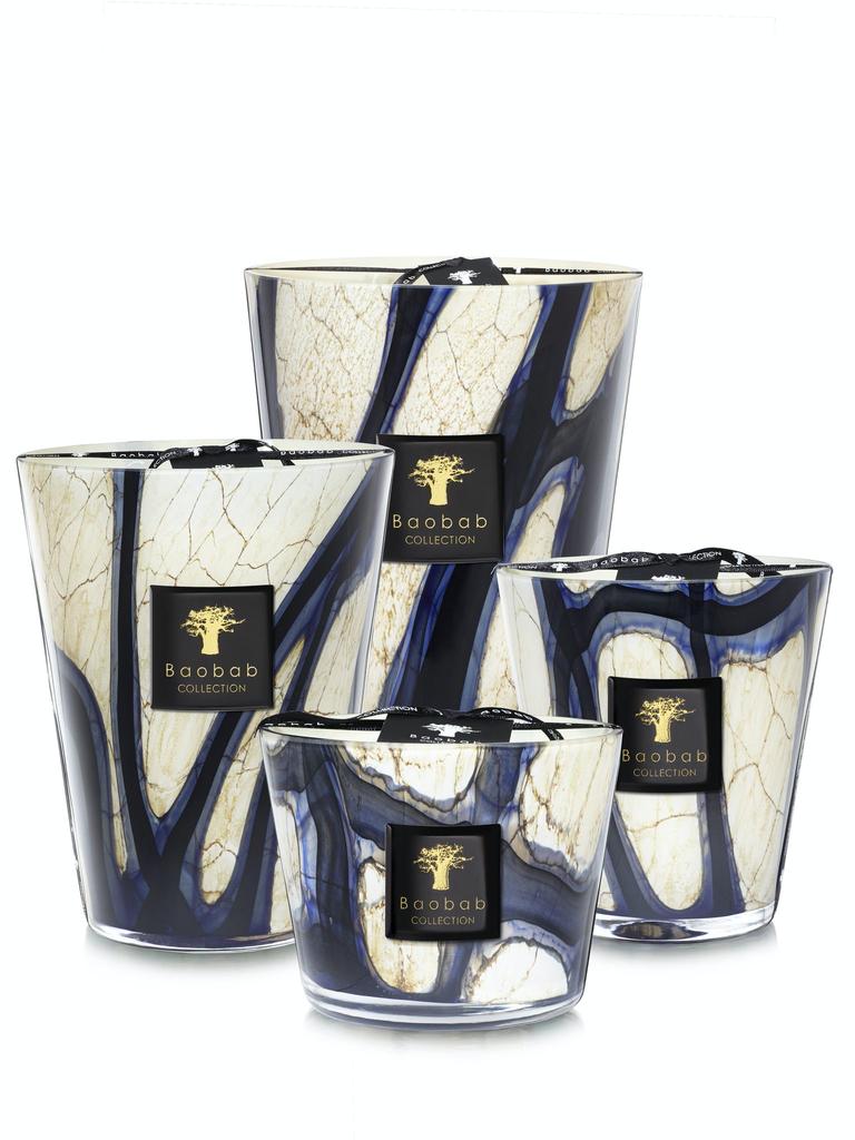 BAOBAB COLLECTION - Candle Stones Lazuli Max 10-2