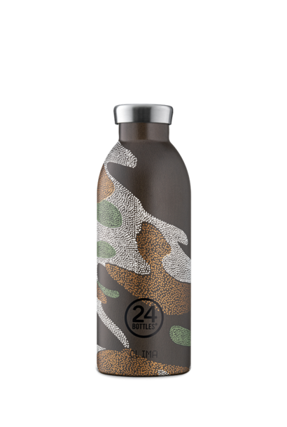 24 BOTTLES - Bouteille Thermos Clima Camouflage 50cl