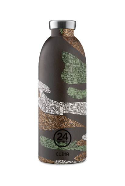 24 BOTTLES - Bouteille Thermos Clima Camouflage 85cl