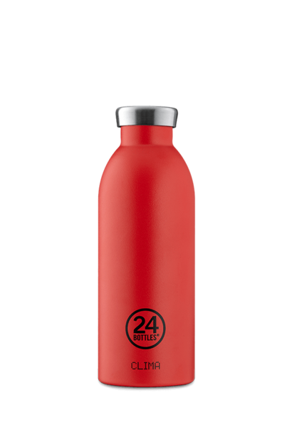 24 BOTTLES - Bottle Thermos Clima Rouge Intense 50cl