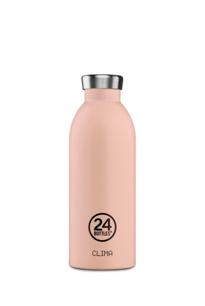 24 BOTTLES - Bottle Thermos Clima Dusty Pink 50cl