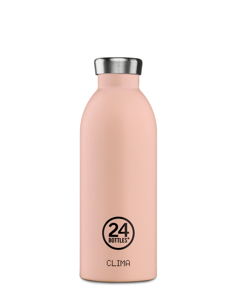 24 BOTTLES - Bottle Thermos Clima Dusty Pink 50cl-1