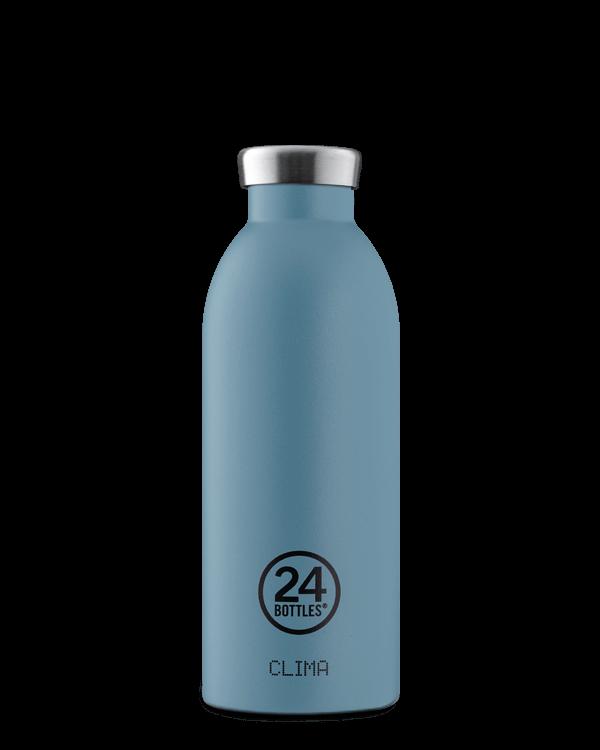 24 BOTTLES - Bottle Thermos Clima Bleu Poudre 50cl-1