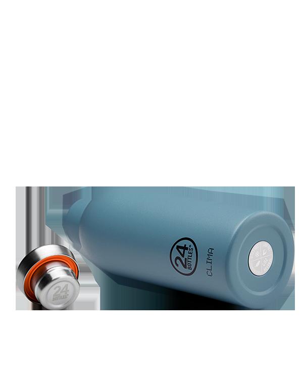 24 BOTTLES - Bottle Thermos Clima Bleu Poudre 50cl-3